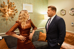 Chloe Grace Moretz - The Late Late Show with James Corden: August 8th 2018