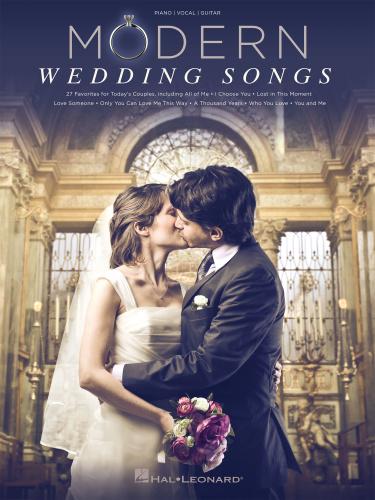 Modern Wedding Songs Songbook     (2014)