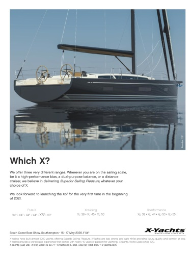 Yachting World - March (2020)