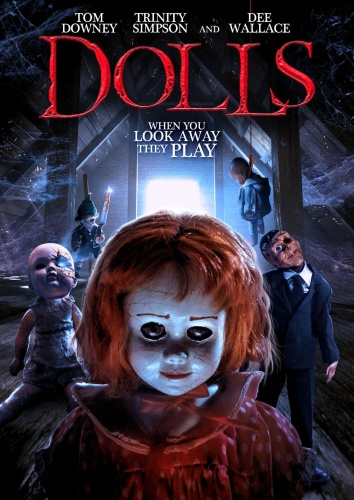 Dolls 2019 720p BRRip XviD AC3-XVID