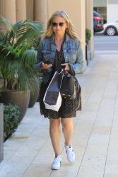 Sarah Michelle Gellar - Shopping in Beverly Hills 3/18/19