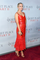 """Emily Blunt -          """"A Quiet Place Part II"""" World Premiere New York City March 8th 2020."""