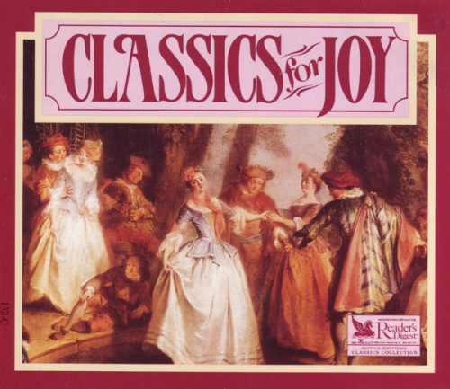 Readers Digest   Classics For Joy   Various Composers & Orchestras   2CD
