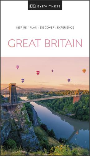 DK Eyewitness Great Britain (Travel Guide)