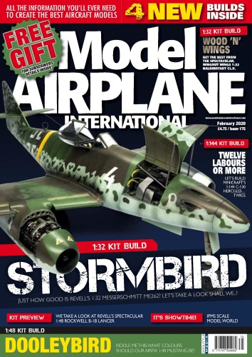 Model Airplane International - Issue 175 - February (2020)
