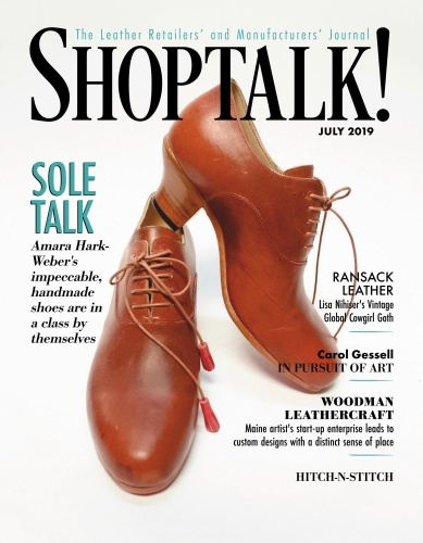Shop Talk ! - July (2019)