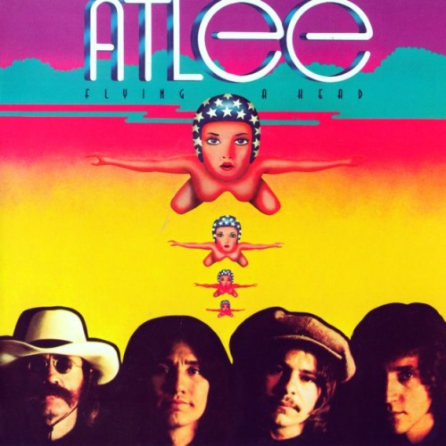 Atlee   1970   Flying Ahead