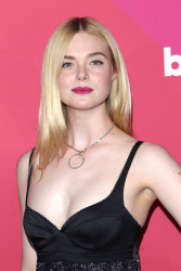 Elle Fanning at the 2017 Billboard Women in Music Event in Los Angeles - 11/30/17