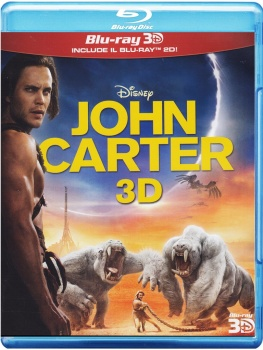 John Carter 3D (2012) Full Blu-Ray 3D 42Gb AVCMVC ITA ENG DTS-HD 7.1 MULTI