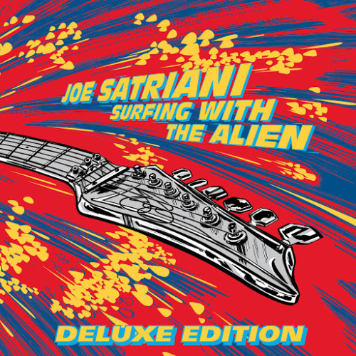 Joe Satriani   Surfing with the Alien (Deluxe Edition) (2020)