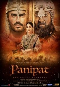 Panipat (2019) Hindi  720p HDCAM x264 AAC Esub ⭐NO LOGO⭐ BongRockers(HDwebmovies)