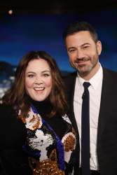 Melissa McCarthy - Jimmy Kimmel Live: November 7th 2018