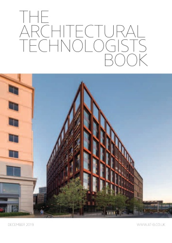 The Architectural Technologists Book atb - Issue 4 - December (2019)