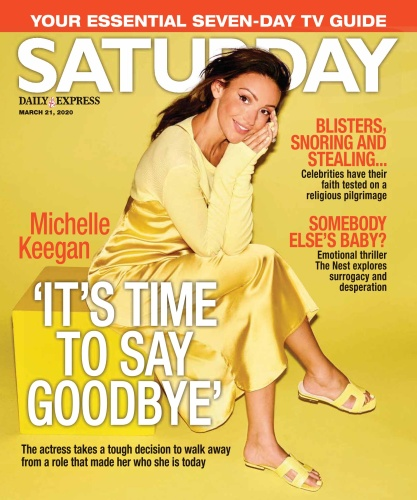 Saturday Magazine  March 21 (2020)