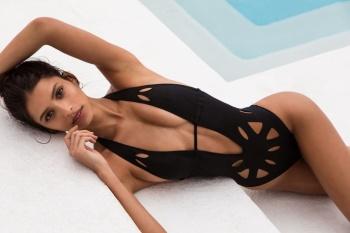 403fa89e10b67 Bruna Lirio for Gigi C Bikinis Resort 2019