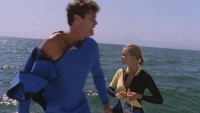 Andrea Thompson - Baywatch 2x01-2x02 (swimsuit w/pokies) 1080p AMZN WEB-DL (1991)