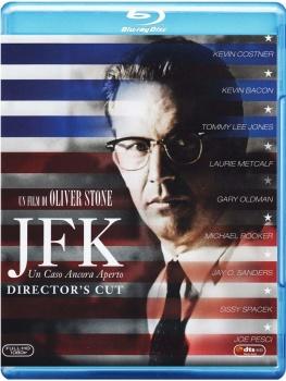 JFK - Un caso ancora aperto (1991) Full Blu-Ray 46Gb AVC ITA DTS 5.1 ENG DTS-HD MA 5.1 MULTI