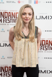Amanda Seyfried - 'Holy Moses' World Premiere during Raindance Film Festival in London 10/06/2018