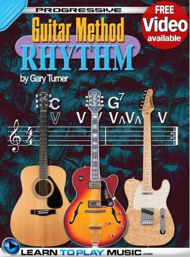 Gary Turner Rhythm Guitar Lessons For Beginners 2nd Edition