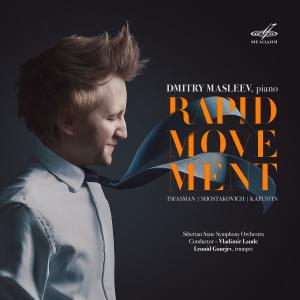 Dmitry Masleev Rapid Movement (2019)