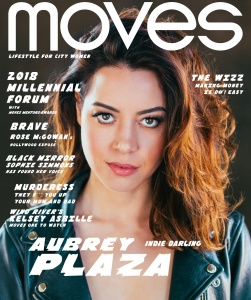 Aubrey Plaza -                             New York Moves Magazine May (2018).