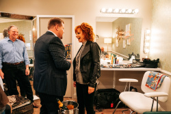 Reba McEntire - The Late Late Show with James Corden: April 4th 2019