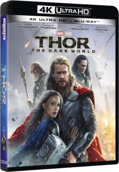 Thor - The Dark World (2013) Full Blu-Ray 4K 2160p UHD HDR 10Bits HEVC ITA DD Plus 7.1 ENG Atmos/TrueHD 7.1 MULTI