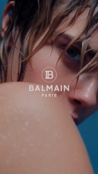 Cara Delevingne Nude Video For Balmain's Spring 2019 Campaign