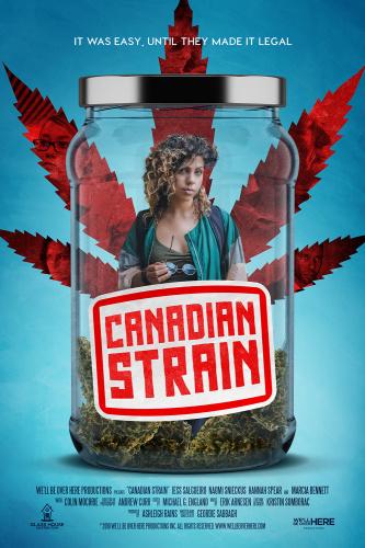 Canadian Strain 2020 HDRip XviD AC3-EVO