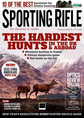 Sporting Rifle  February (2020)