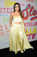 Francia Raisa -                  Stella McCartney Autumn 2018 Presentation Los Angeles January 16th 2018.
