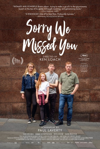 Sorry We Missed You 2019 1080p BluRay H264 AAC-RARBG