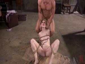 Delirious Hunter - Obedient Pain Slut SCREAMS for Anal Punishment - BDSM, Punishment, Bondage