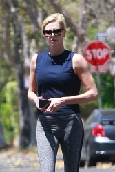 Charlize Theron - Out in Los Angeles 07/13/2018