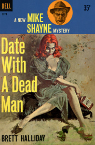 Date with a Dead Man - Brett Halliday