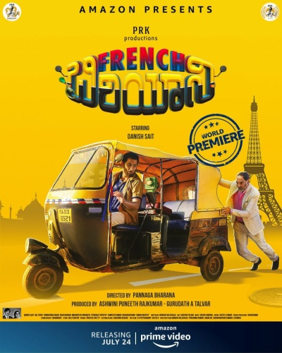 French Biriyani (2020) Kannada 1080p HDRip x264 DD5 1 ESub-BWT Exclusive