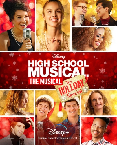 High School Musical The Musical The Holiday Special 2020 HDRip XviD AC3-EVO