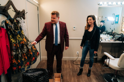 Linda Cardellini - The Late Late Show with James Corden: April 17th 2019