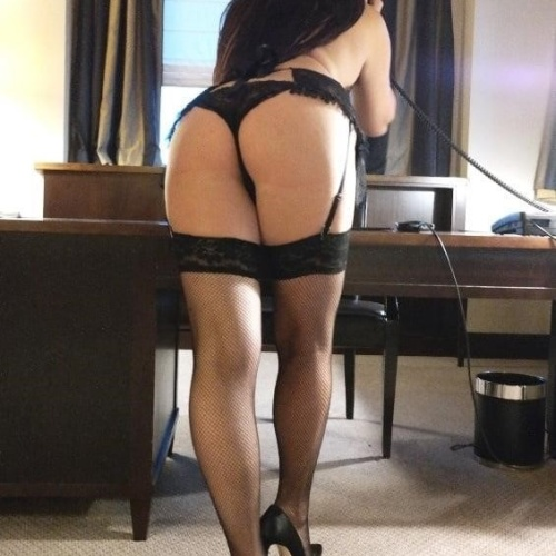 Hot milf in stockings pics