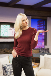 Karlie Kloss - Movie Night with Karlie Kloss Season One Episode Three Promotional Photos
