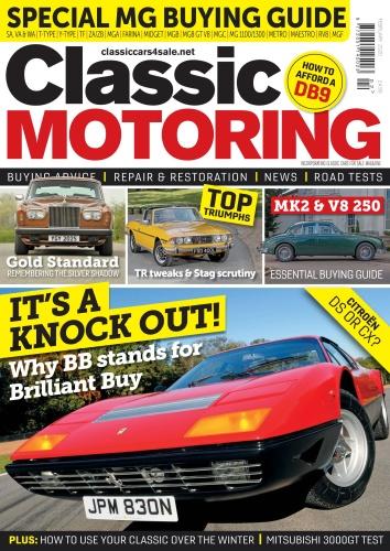 Classic Motoring - February (2020)