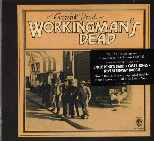 1970 1   Workingman's Dead