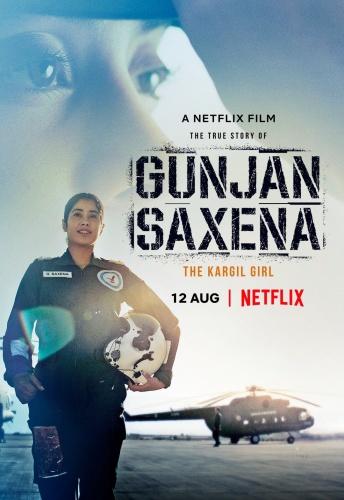Gunjan Saxena The Kargil Girl (2020) Hindi 720p WEB DL H264 DDP5 1 MSubs-Team IcTv Ex