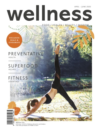Wellness Magazine - April-June (2020)