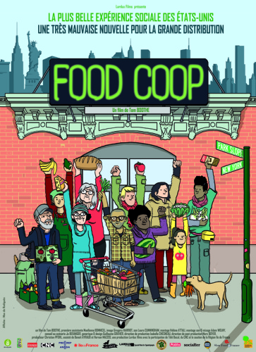 Food Coop 2016  documentary EN FR IT ES subs