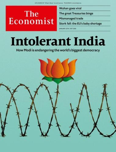 The Economist USA - 25 01 (2020)