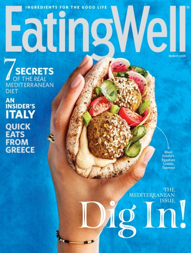 EatingWell - March-April (2020)