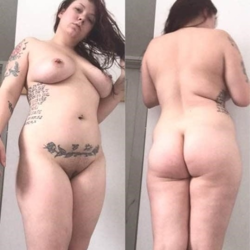 Sexy naked chubby girls