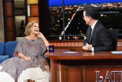 Amy Sedaris - The Late Show with Stephen Colbert: February 18th 2019
