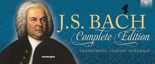 Bach  08 Cantatas  BWV1,1183,5,,143,1,197,52 6CDs